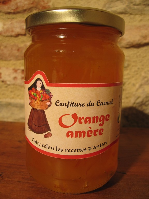 Confiture d'Orange amère